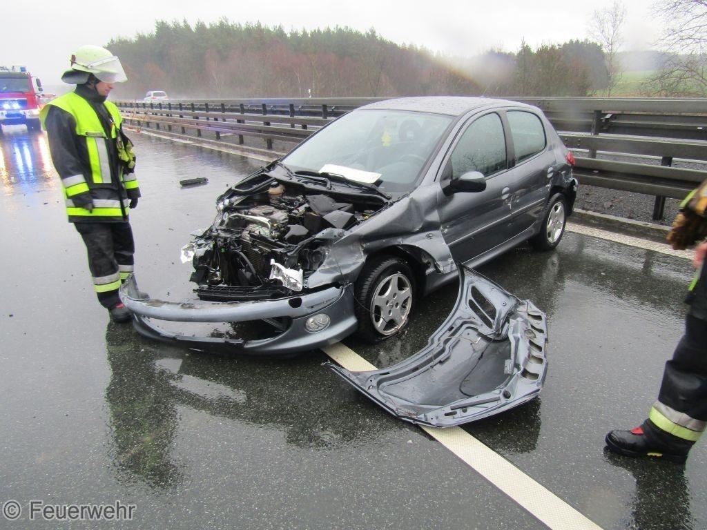 Verkehrslenkung A93