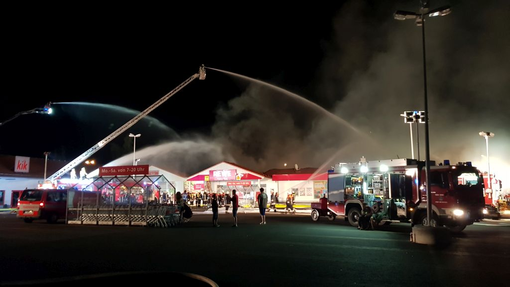 Brand Einkaufsmarkt (B4)